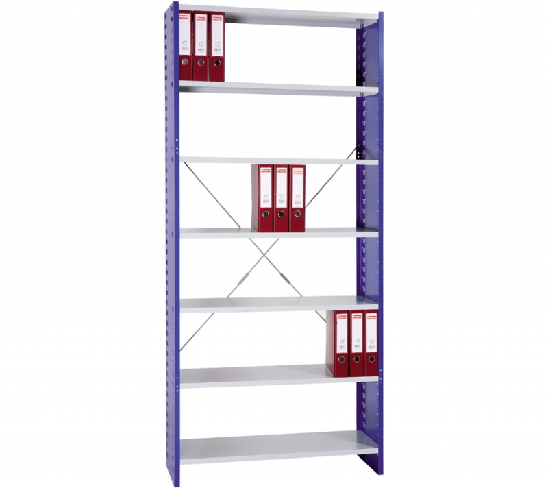 Boltless Shelf System